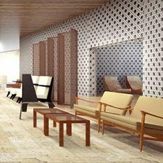 Case study for a hotel | lobby #architecture #cool #contemporary #design #designhotel #midcentury #modern #style #studioguilhermetorres #zurich