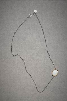 Misted Opal Necklace by Melissa Joy Manning (385.00)