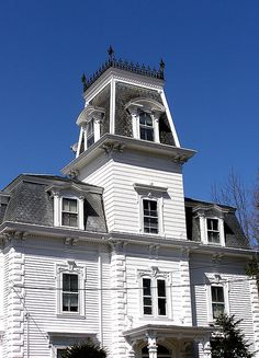 Examples of Victorian Architecture