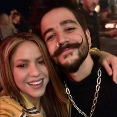 Shakira makes fans go wild with new photo with singer Camilo Shakira Style, Shakira Mebarak, South Of The Border, Cardi B, More Pictures, Dream Life, Beautiful People, Beautiful Celebrities, New Look