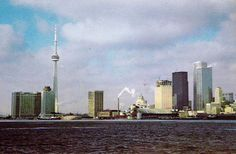 The transformation of Toronto's skyline from 1880 to today