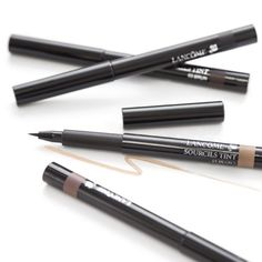 HELLO, BEAUTIFUL BROWS  This Lancôme brow tint takes you from natural to bold in a few simple strokes.  LANCÔME SOURCILS TINT - LONGWEAR EYEBROW PEN >