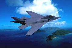 US - Lockheed F-117N Sea Hawk - USN's Tactical Strike Aircraft Concept
