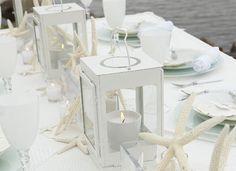 by Sandra Lee Sandra Lee Tablescapes, Cookout Menu, Nautical Table, Table Arrangements, Party Entertainment, Summer Parties, Event Decor, Accent Pieces, Table Settings