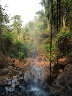 Waterfalls in #Banlung #Cambodia. #Travel
