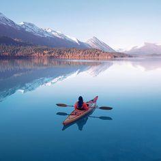 ✧ pinterest: sophiebo14 ✧ Camping En Kayak, Canoe And Kayak, Kayak Fishing, Canoe Boat, Alaska Fishing, Fishing Tips, Trekking, Photos Of The Week, Hawaii Travel
