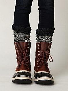 sorel 1964 boots. sure would love some to call my own <3