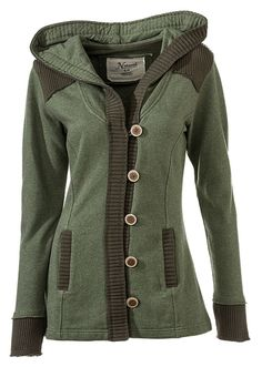 Buy the Natural Reflections Rib Terry Hooded Cardigan for Ladies and more quality Fishing, Hunting and Outdoor gear at Bass Pro Shops. Look Fashion, Winter Fashion, Fashion Outfits, Outdoor Outfit, Outdoor Gear, Outdoor Fashion, Camping Outfits, Hooded Cardigan, Costume