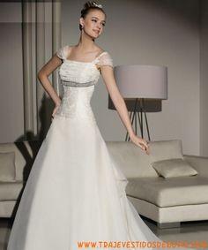 Glamorous  Iria  Vestido de Novia  Villais