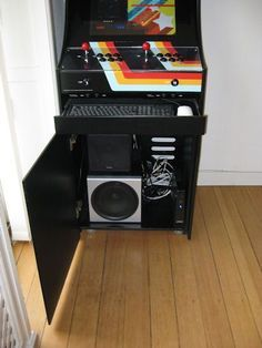 Project MAME - Build your own MAME cabinet - TaitoRama Step 4 / 5