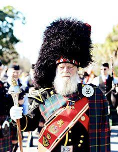 St. Patrick's Day Parade #savannah