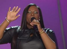 """Tasha Cobbs performed her mega hit song """"Break Every Chain"""" on a recent episode of BET Sunday Best. It was a powerful performance! Shirley Caesar, Break Every Chain, Christian Magazines, Music Competition, Hit Songs, Gospel Music, Music Artists, Itunes, Jesus Christ"""