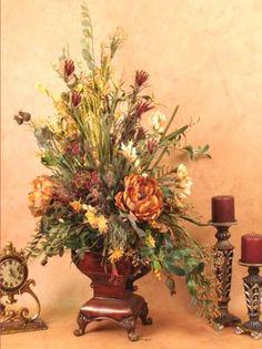 288 Best Silk Flower Arrangements Images Silk Floral Arrangements