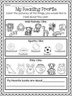 Students' Interests: Ways To Get To Know Your Students | Hojo's Teaching