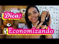 Dicas de Economia: Sandália Chique e Barata.