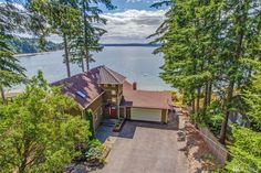 11628 70th Ave NW, Gig Harbor, WA 98332 | MLS #966331 - Zillow Washington Houses, Lawn Games, Home And Family, Patio, Building, Beach, Outdoor Decor, Amazing Ideas, Hgtv