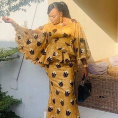 Latest African Fashion Dresses, Charlotte, Blouse, Wax, Outfits, African Fashion Ankara, African, African Attire, Drop Waist