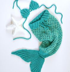 Mermaid Tail Baby Bl