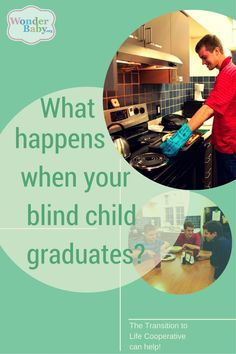 What happens when your blind child graduates high school? Will he be ready for college or to live independently? If you feel your child could use some help transitioning to independent life, than this program is for you!