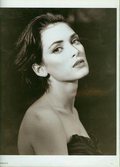 Winona Ryder, Vogue (UK) - May 1991