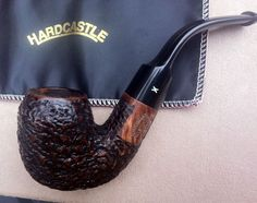 Pipe Hardcastle (Dunhill) Rustic Pipe.