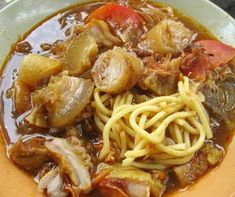 Soto Bogor, West Java , Kuliner Indonesia Try Bogor, Jakarta, I Love Food, Good Food, Yummy Food, Malay Food, Indonesian Cuisine, Indonesian Recipes, Asian Recipes