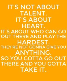 Glory Road Quote. What team do you think has heart? Who are you rooting for?