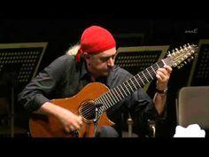 Soundstreams presents Egberto Gismonti on May 4, 2012 at Koerner Hall in Toronto (Canada)