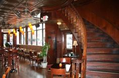 The Brass Rail — Top Ten Haunted Restaurants and Bars in America Most Haunted, Haunted Places, Haunted Houses, Hoboken Bars, Best Ghost Stories, Maple Shade, Ghost Bride, Fine Dining, New Jersey