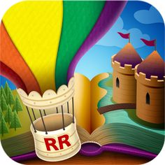 Free Reading Rainbow App: Learn & Read with A Library of Children's Books, Kids Videos & Educational Games Burton Kids, Educational Apps For Kids, Ios App Icon, Authors Purpose, Reading Rainbow, Kids Videos, Videos Video, Free Reading, Icon Design