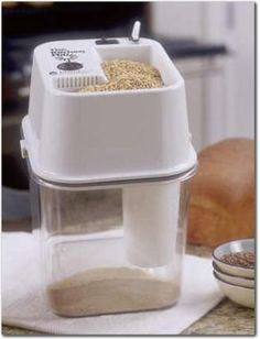 Kitchen Mill by Blendtec - Electric Grain Grinder Formerly by K-Tec