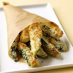 Zucchini Fries - Weight Watchers , I've made these multiple times. Very yummy