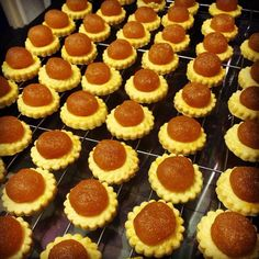 Singapore Home Cooks: Pineapple Tarts by Sing Yuing