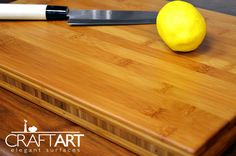 Interested in bamboo as well as white oak Photo Gallery - The Craft-Art Company