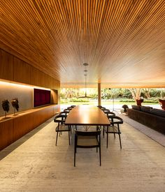 ramp house in são paulo by studio MK27 / marcio kogan