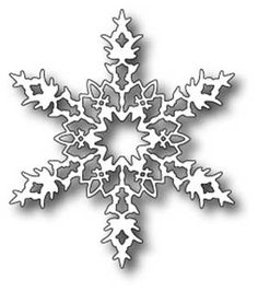 Bianca Snowflake Memory Box Die 98193 works with sizzix, cuddlebug and most universal machines Paper Snowflakes, Christmas Snowflakes, Christmas Diy, Christmas Cards, Christmas Decorations, Snowflake Craft, Memories Box, Scrapbook Supplies, Craft Supplies