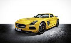 2014 Mercedes-Benz SLS AMG Black Series Preview, Gallery 1 - MotorAuthority