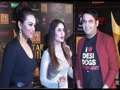 Kapil Sharma calls TAJMAHAL to Kareena and Sonakshi. Sonakshi Sinha, Kareena Kapoor, Latest Jokes, Kapil Sharma, Stand Up Comedians, Gossip, Desi, Interview, Singer
