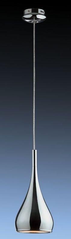 ITALUX LAMPA WISZĄCA ANON CHROM MA01986C-001 CH : Lampy wiszące : Sklep internetowy Elektromag (#lamp)