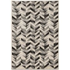The Willow Area Rug is filled with modern twists on geometric pattern and shows great attention to details with carved designs. This rug features a neutral color palette to create the perfect finishing touch to any room.