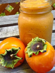 RAW Food for Truth: What's New? Persimmons!