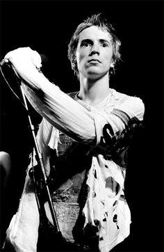 Jorgen Angel - Sex Pistols (Johnny Rotten)