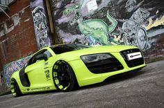 XXX Performance Audi R8 5.2 FSI Quattro 2012 Pictures