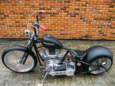 2019 Custom Built Motorcycles Bobber Picture 6 of 6 of 6 Harley Davidson Bobber, Harley Davidson Custom, Harley Bobber, Harley Bikes, Chopper Motorcycle, Bobber Chopper, Girl Motorcycle, Motorcycle Quotes, Motorcycle Garage