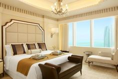 Guest Rooms I St. Regis Abu Dhabi I Accommodation in Abu Dhabi | St. Regis Suites