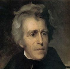 Fundamental democratic ideals of president andrew jackson