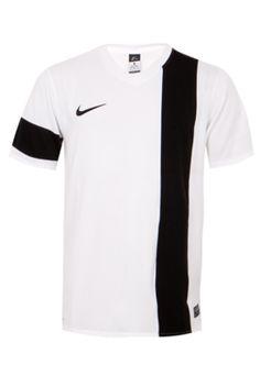 #Nike: Camiseta Striker Iii Jersey Branca  | Dafiti Sports R$79.90 #style #like #men #sports #cool