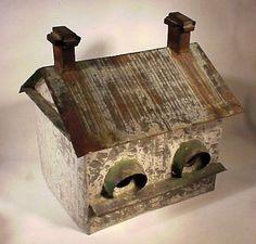 Bird House From paulmaddenantiques
