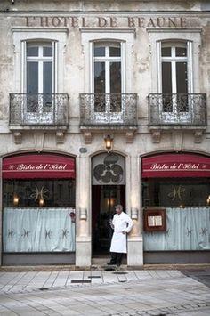 Bistro de l'Hôtel in Beaune #bourgogne #travel #france