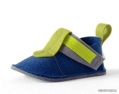 идеи детских сандалей из фетра для мальчиков